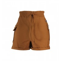 SHORTS ARMY CARAMELO
